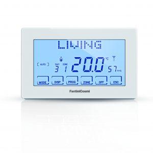 Gudrais termostats Intellicomfort CH180RFWIFI