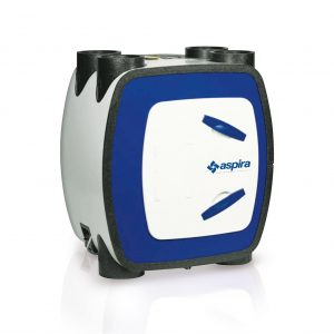 Rekuperators, ventilācijas iekārta ASPIRCOMFORT